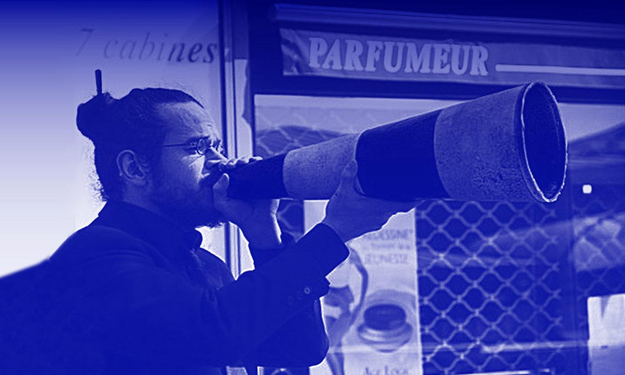 CONFÉRENCE<br/>Vendredi 12 oct.● 20 h 00 <br/><em>L&rsquo;Onde Sonore</em> Conférence interactive <br/>de Clément Lebrun