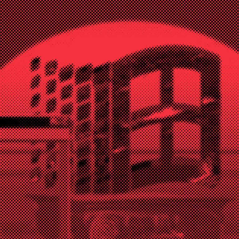 <big><big> REPORTÉ </big></big> <br> <br>ICI L'ONDE<br> <br> RENCONTRE <br/>Jeudi 17 décembre ● 19h00 <br/>  ● Sound & Vision  ● <br>Rencontre autour de la Vaporwave <br>avec Simon Bart