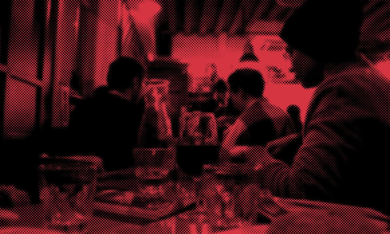 ICI L'ONDE<br> <br> <big><big> REPORTÉ </big></big> <br><br>CONFÉRENCE-REPAS <br/>Jeudi 24 septembre ● 20h00 <br/> <em>Collage, patchwork <br/>et fricassées sonores</em> <br>par Clément Lebrun